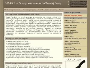 Smart system - program do ubsługi magazynu